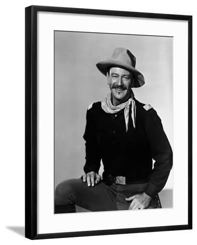 Rio Grande, 1950--Framed Art Print