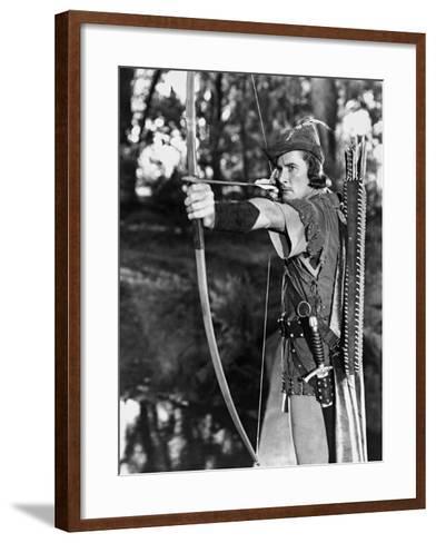 The Adventures of Robin Hood, 1938--Framed Art Print