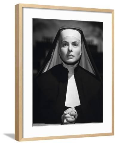 The Bells of St Mary's, 1945--Framed Art Print