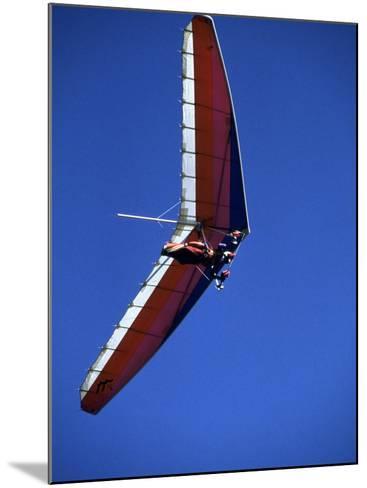 Hang Glider--Mounted Photographic Print