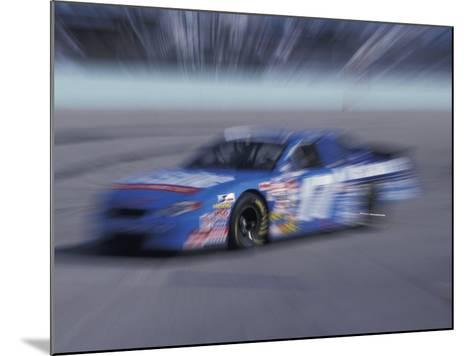 Auto Racing Action-Chris Trotman-Mounted Photographic Print