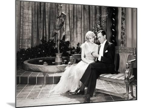 Silent Still: Couples--Mounted Photographic Print