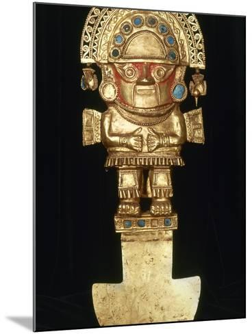 Incan Gold Ornament--Mounted Photographic Print