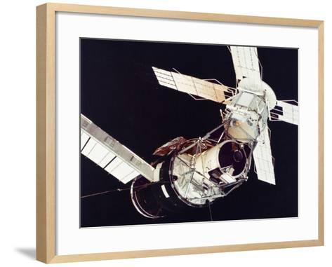 Space: Skylab 3, 1973--Framed Art Print
