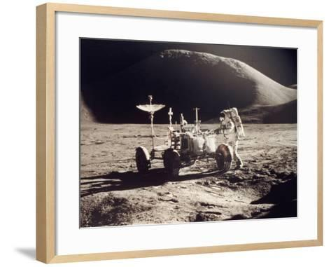 Apollo 15, 1971--Framed Art Print