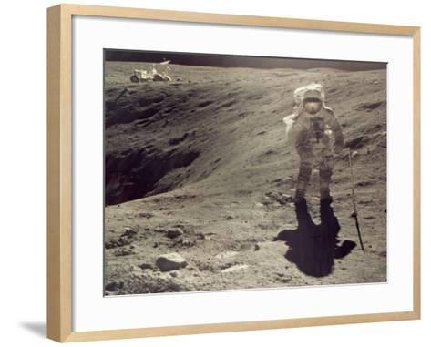 Apollo 16--Framed Art Print