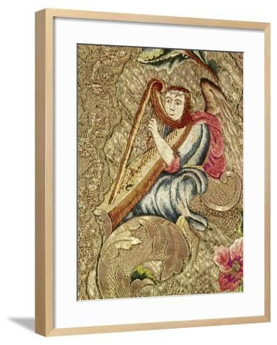 Chasuble, 18Th Century--Framed Art Print