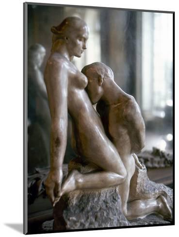 Rodin: Lovers, 1911-Auguste Rodin-Mounted Photographic Print