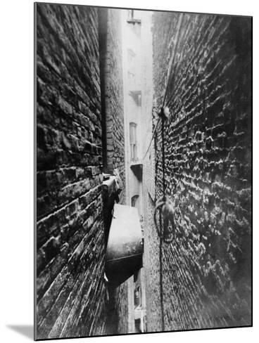 New York: Tenement, C1890-Jacob August Riis-Mounted Photographic Print