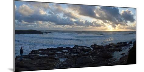 Sunset on Rugged California Coast-Anna Miller-Mounted Photographic Print