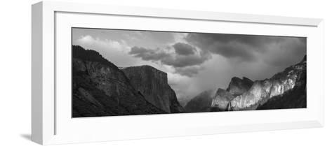 Yosemite Valley Sunset-Anna Miller-Framed Art Print