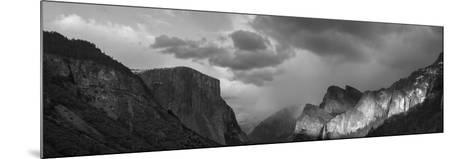 Yosemite Valley Sunset-Anna Miller-Mounted Photographic Print