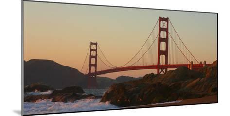 Golden Gate Bridge, San Francisco, CAlifornia-Anna Miller-Mounted Photographic Print