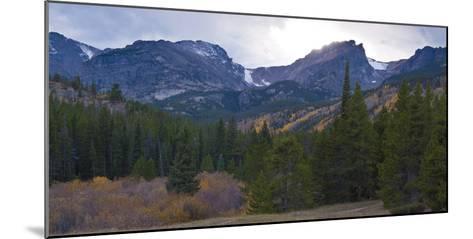 Storm Pass Vista in Rocky Mountains National Park, Colorado,USA-Anna Miller-Mounted Photographic Print