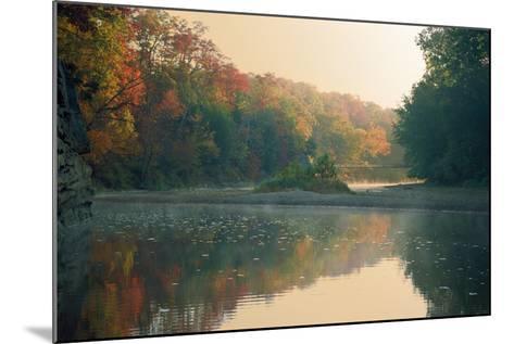 Turkey Run State Park, Indiana, USA-Anna Miller-Mounted Photographic Print