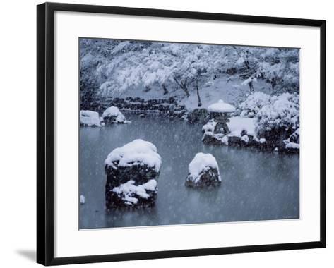 Maruyama Park--Framed Art Print