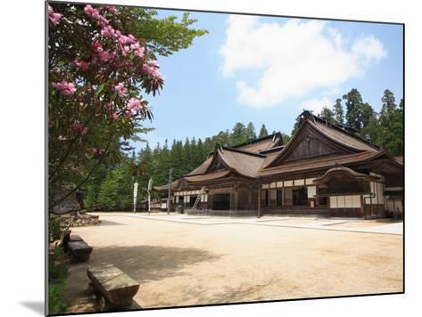 Kongobuji Temple--Mounted Photographic Print