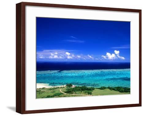 Beach--Framed Art Print