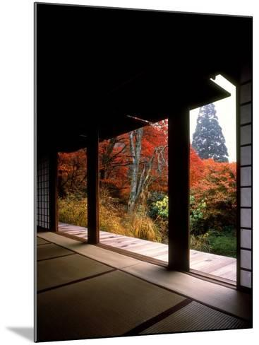 Kozanji Temple--Mounted Photographic Print