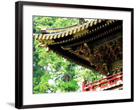 Tosho-Gu Shrine--Framed Art Print