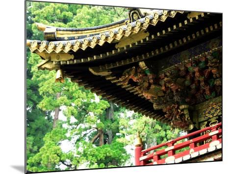 Tosho-Gu Shrine--Mounted Photographic Print
