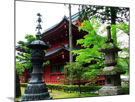 Rinnoji Temple--Mounted Photographic Print