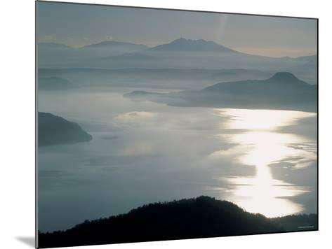 Lake Kussharo--Mounted Photographic Print