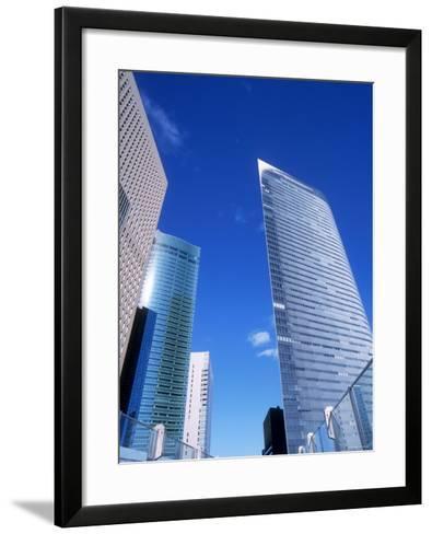 Shiodome--Framed Art Print