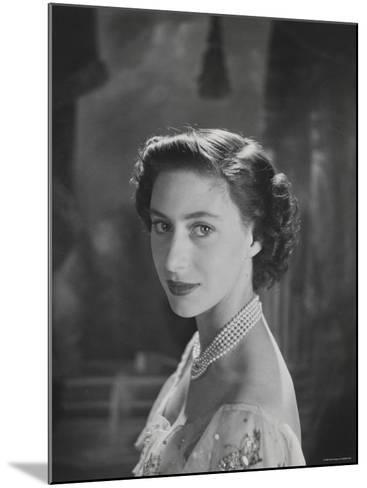 The Princess Margaret, Countess of Snowdon, 21 August 1930 - 9 February 2002-Cecil Beaton-Mounted Photographic Print