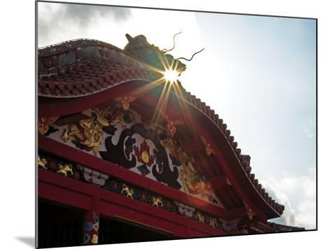 Shuri Castle--Mounted Photographic Print