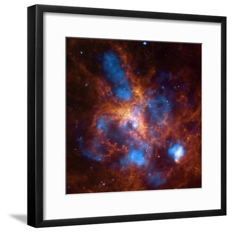 SAO: 30 Doradus--Framed Art Print