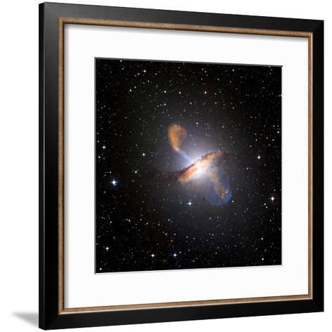 SAO: Centaurus A--Framed Art Print