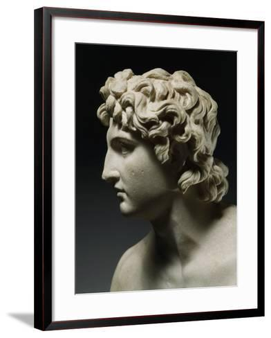 Alexander III, the Great, 356-323 BC, King of Macedonia--Framed Art Print