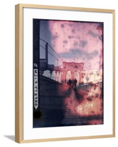 828 Vintage Bridge-Evan Morris Cohen-Framed Art Print