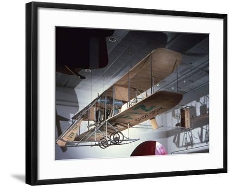 Air and Space: Vin Fiz--Framed Art Print