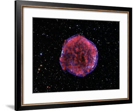 SAO: Tycho--Framed Art Print