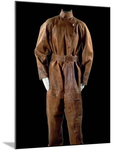National Postal Museum: Amelia Earhart's Flight Suit--Mounted Photographic Print