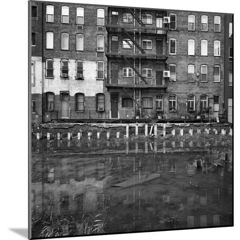 Not Venice-Evan Morris Cohen-Mounted Photographic Print