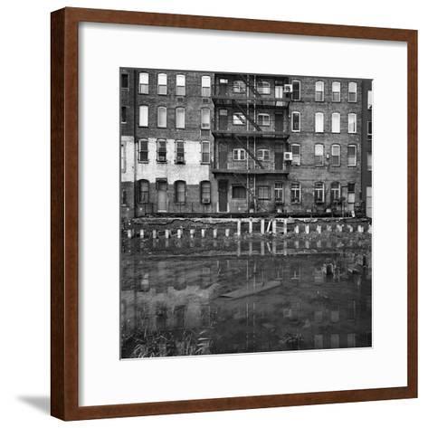 Not Venice-Evan Morris Cohen-Framed Art Print