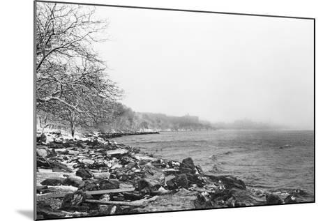 Shoreline-Evan Morris Cohen-Mounted Photographic Print