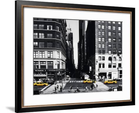 Fifth Avenue, New York, USA--Framed Art Print