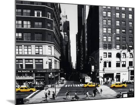 Fifth Avenue, New York, USA--Mounted Photographic Print