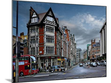 Pizza Hut Kensington, London-Anna Siena-Mounted Photographic Print