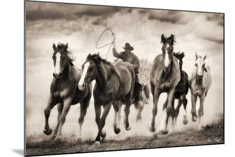 The Chase I-David Drost-Mounted Photographic Print