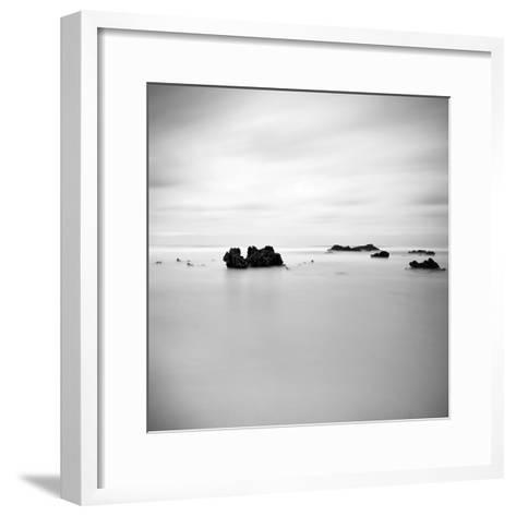 Beach-PhotoINC-Framed Art Print