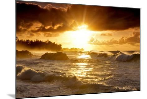 Sunset-Dennis Frates-Mounted Photographic Print