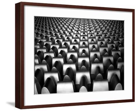 Industrial I-Jairo Rodriguez-Framed Art Print