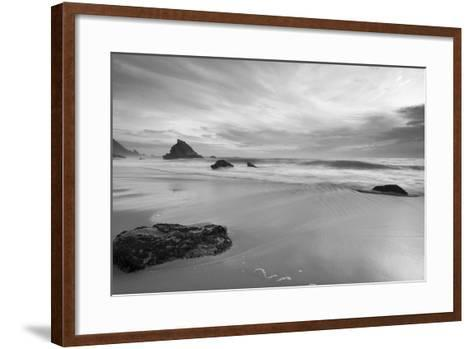 Beachview--Framed Art Print