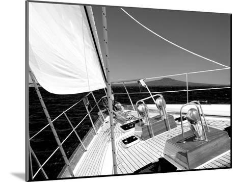 Sailing--Mounted Photographic Print