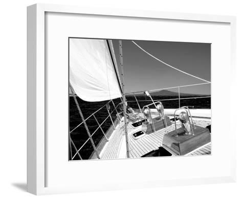 Sailing--Framed Art Print